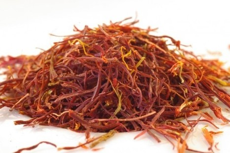 Awesome Health Benefits Of Saffron | HEALTH PROMOTION AND PREVENTION | Scoop.it