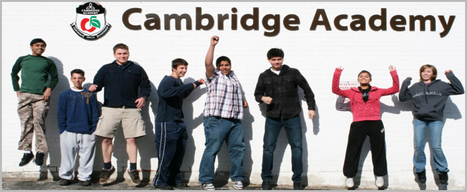 Cambridge Academy: Plan early for the high school | High School Credit Courses Markham - Cambridge Academy | Scoop.it