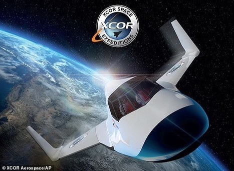 Space tourism projects at a glance | Space Tourism | Scoop.it