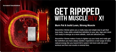 Muscle Rev X Review – Now Rock Gym And Bed With More Power!   Look Muscular And Attractive Now!   Scoop.it