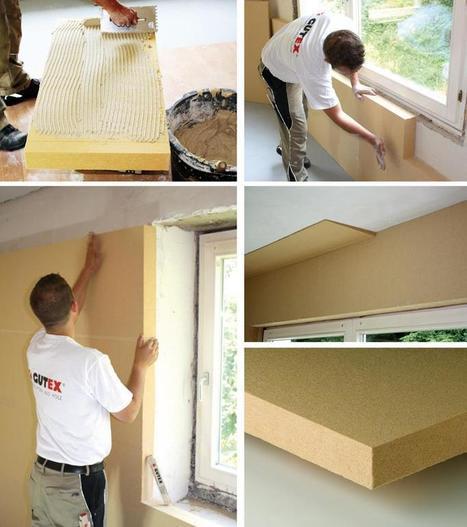 Isolation par l'intérieur. La fibre de bois, l'isolation confort ! | Ageka les matériaux pour la construction bois. | Scoop.it