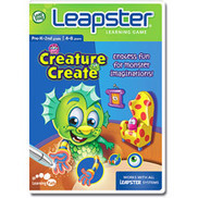 Walmart: LeapFrog Leapster Learning Game: Creature Create | Back To School Supplies | Scoop.it