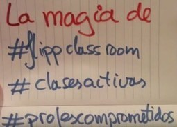 Flipped Classroom e integración TIC-TAC: otra forma de enseñARTE | CLIL VISUAL ARTS AND TECHNOLOGY | Scoop.it