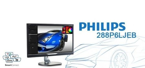 Philips Brilliance 4K UHD LCD Monitor: Review | Ultra High Definition Television (UHDTV) | Scoop.it