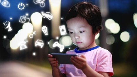 Smartphones won't make your kids dumb. We think. | mlearn | Scoop.it
