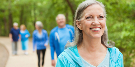 A 20-minute walk each day adds seven years to your life | chiropractic | Scoop.it