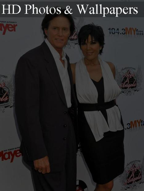 Bruce Jenner poses with his Ex... Except Kris | NewsRevealer - We Reveal What should We Revealed | Scoop.it