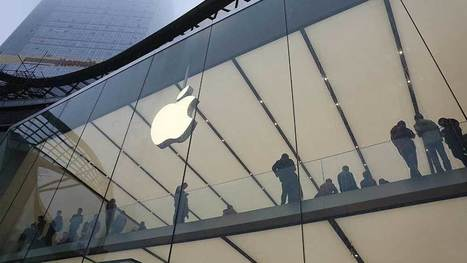 Apple May Push Into Corporate Cloud Computing Vs. Amazon, Microsoft | Future of Cloud Computing and IoT | Scoop.it