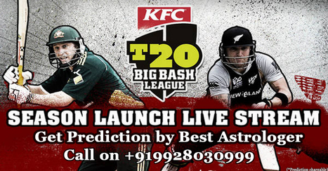 KFC T 20 Cricket Predictions,Big bash T 20 cricket predictions | Love Marriage Specialist, Sex Problems, Career Astrology | Scoop.it