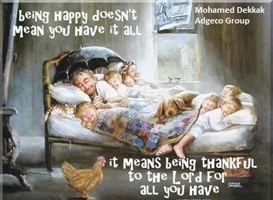 """""""Be thankful to all the blessings even the simplest things in life..."""" 