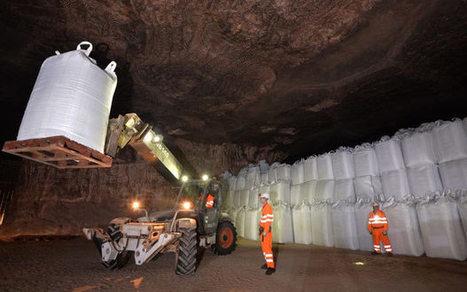 Inside Cheshire's salt mine: Britain's only underground hazardous waste facility - Telegraph.co.uk | Shifting Waste | Scoop.it