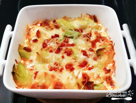 RECETTE DU GRATIN DE POIREAUX AU CHORIZO | <3 Food | Scoop.it