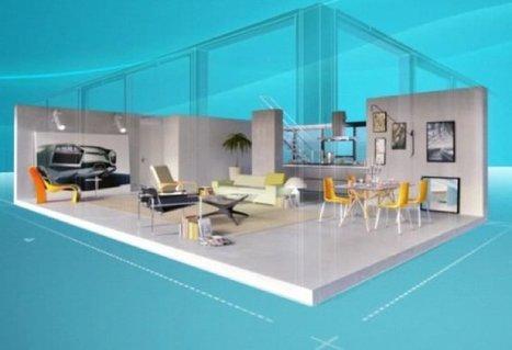Amikasa, herramienta on line gratuita para diseño de interiores | Diseño de interiores para mi casa | Scoop.it