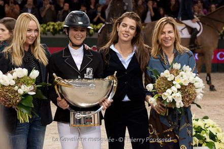 La Cavalière masquée » Gucci Paris Masters 2012: Femmes ...   Cheval et sport   Scoop.it
