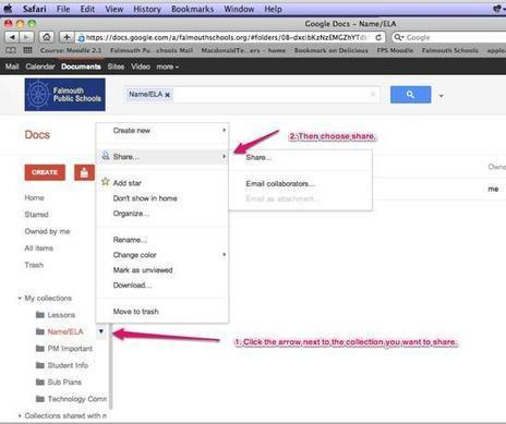 MacdonaldTechForTeachers - Google Docs | Scoop.it! Ed topics | Scoop.it