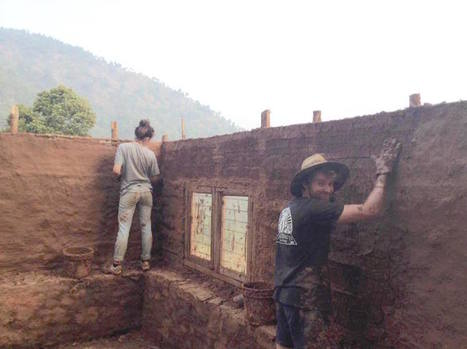 Volunteers building earthquake housing in Nepal:  Join them! | Nepal - The Mountain Volunteer: Heal - Teach - Build | Scoop.it