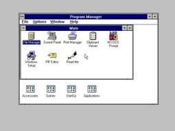 """Quelques"" Jeux Windows 3.1 
