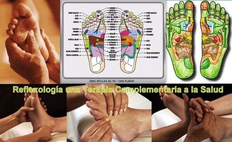 Association of Reflexologists | Reflexología Podal Beltran Zavala Gabriela_ENEO UNAM_LE_Asesor_Valverde_1501 | Scoop.it