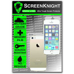 Apple iPhone 5S FULL BODY SCREEN PROTECTOR invisible MILITARY GRADE shield   iPhone Cases   Scoop.it