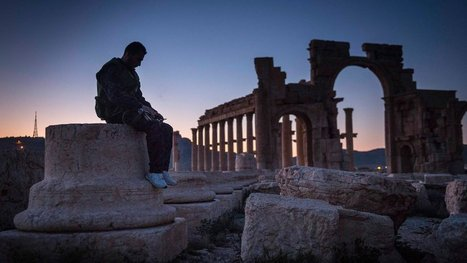 Syrian War Takes Heavy Toll at a Crossroad of Cultures | Archaeology News | Scoop.it