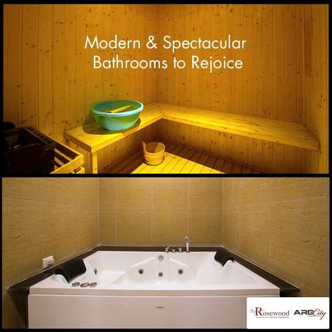 Modern & Spectacular Bathrooms to Rejoice | Residential Projects | Scoop.it