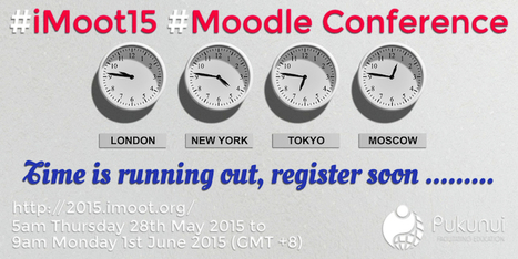 #iMoot15 | Moodle and Web 2.0 | Scoop.it
