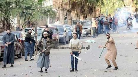 No it's not Pakistan, it's #Alexandria. Islamist desperation. Bearded men with Swords. God save #Egypt | Might be News? | Scoop.it
