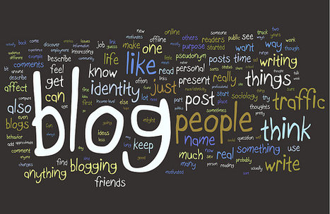 64 Interesting Ideas for Class Blog Posts | library life | Scoop.it