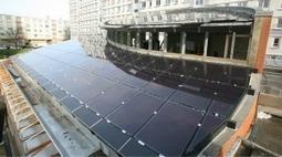 Énergie solaire: 349 futures centrales sur les bâtiments et parkings   D'Dline 2020, vecteur du bâtiment durable   Scoop.it