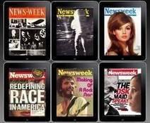 Newsweek abandonne le papier   Bien communiquer   Scoop.it