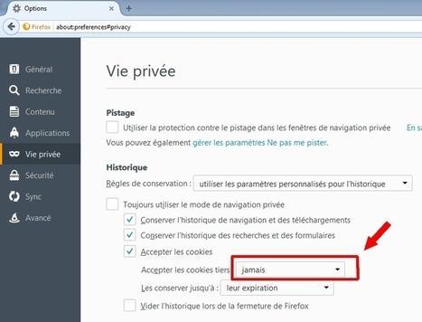 Comment bloquer les mouchards publicitaires dans Chrome ou Firefox | François MAGNAN  Formateur Consultant | Scoop.it