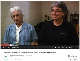 Love in Action: Conversations with Women Religious | Caroline Watkinson Historian | Scoop.it