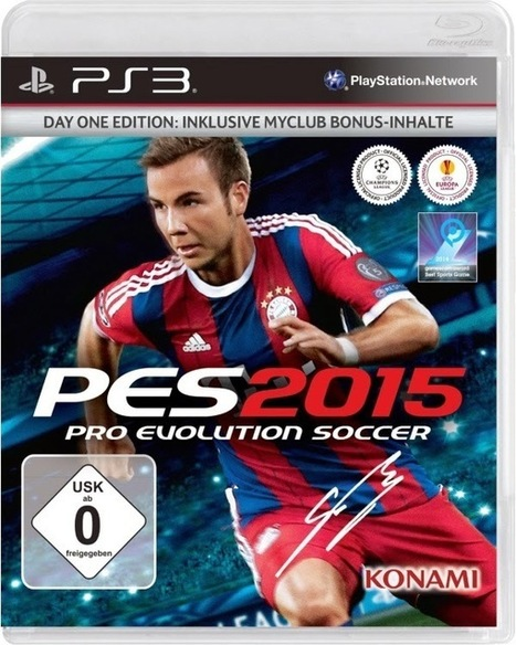 Pro Evolution Soccer 2015 PS3 Euro Game ~ Gamers Kitchen | AbominationGames.net | Scoop.it