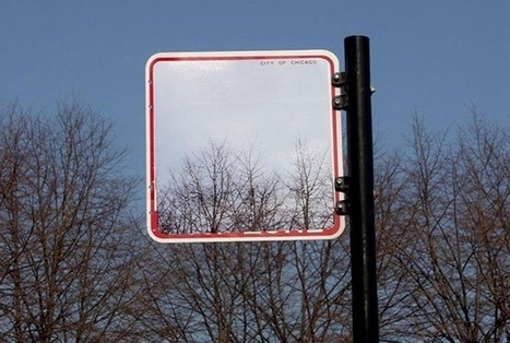 Optical Illusions That Make Street Signs 'Invisible' | The brain and illusions | Scoop.it
