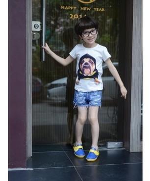 Pekingese Print Lovely Unisex Baby Summer Shirt | Clothing at SMA-STAR | Scoop.it