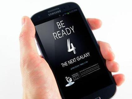 Teaser Video on the release of Samsung Galaxy S 4 | Samsung Galaxy S IV | Scoop.it