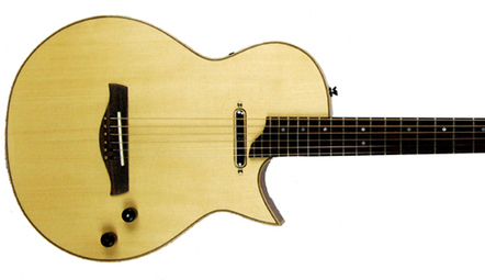 Tim Reede Guitars Releases The Librada Acoustic/Electric Model | Best Gift For Musician | Scoop.it