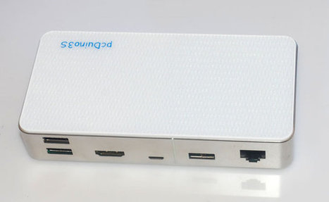 $99 PCDuino3S is an AllWinner A20 Based Mini PC with a Steel Enclosure | Embedded Systems News | Scoop.it