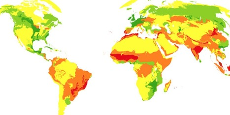 Shocking New Maps Show Mankind's Changing Global Footprint | IB LANCASTER GEOGRAPHY CORE | Scoop.it