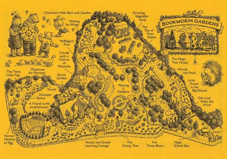 Bookworm Gardens: libros y naturaleza « Letroactivos   Literatura hispanoamericana con Palibrio   Scoop.it