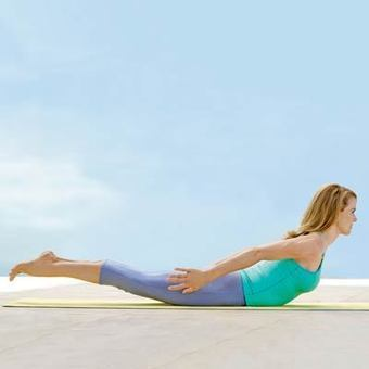 4 Moves to Strengthen Your Back   Health   Scoop.it