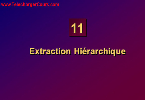 Extraction Hiérarchique | SQL Oracle | Cours Informatique | Scoop.it
