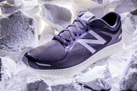 New Balance to sell 44 pairs of $400 3D printed 'Zante Generate' shoes ahead of Boston Marathon | 3D_Materials journal | Scoop.it