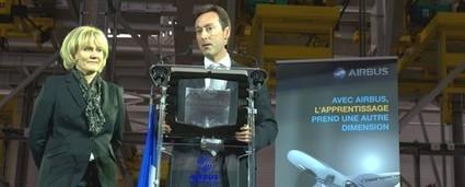 Airbus veut booster l'alternance | La lettre de Toulouse | Scoop.it