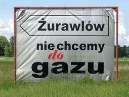 Gaz de schiste : la Pologne renvoyée devant la cour de justice européenne | STOP GAZ DE SCHISTE ! | Scoop.it