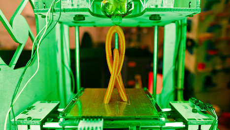 Disruptions: The 3-D Printing Free-for-All | Learning, Teaching & Leading Today | Scoop.it