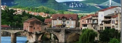 Visite Guidée de Millau Ville d'Art et d'Histoire | Style Millau | L'Aveyron | Scoop.it