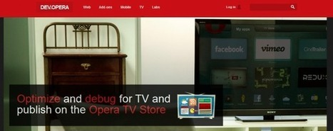 Live from Norway, it's the Opera TV Store | Technology and Gadgets | Scoop.it