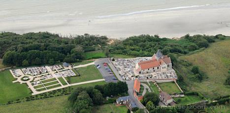 Eglise de Varengeville, vue du ciel - Actu - Infos - Normandie   MaisonNet   Scoop.it