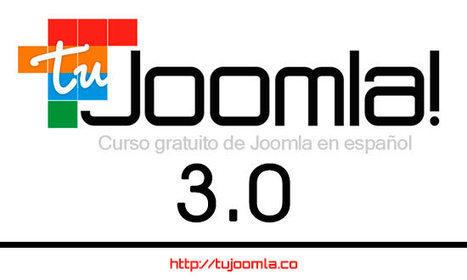 Video Curso gratuito de Joomla 3.0 en español   joomlachile   Scoop.it